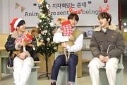 아이돌♥보호소 동물 소개팅...반려동물 입양 권장 예능 <아이돌 소개팅> 19일 '온에어'