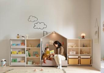 일룸, 우리 아이 독서 습관 길러주는 '에디키즈 리딩하우스' 출시