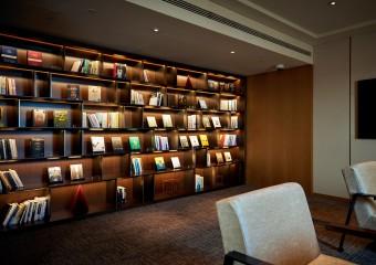 호텔 공간 지속 변신...신라호텔 서울, '호텔 속 작은 도서관' 연다